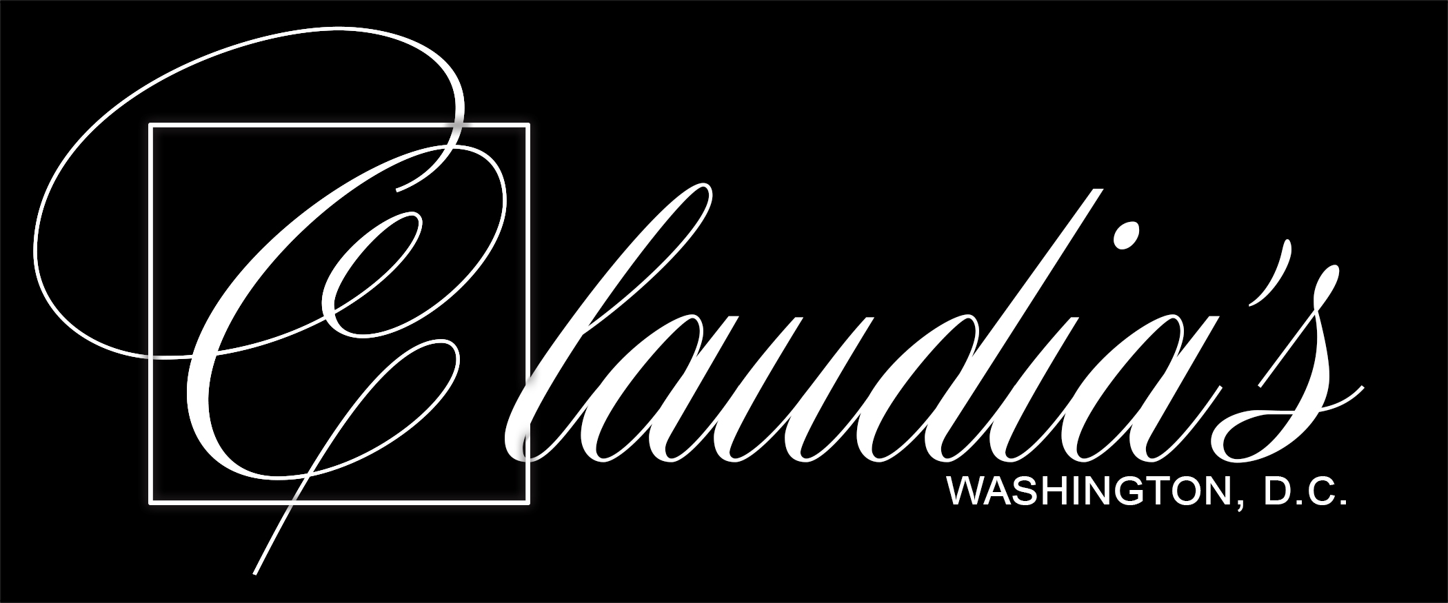 Claudia's Steakhouse Logo